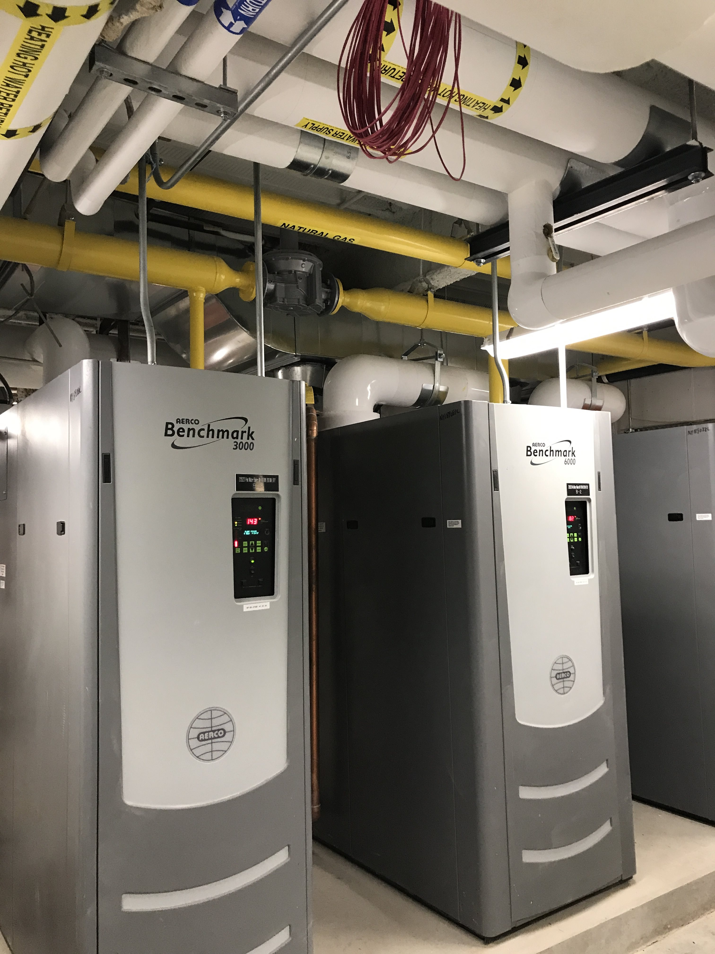 Alfred Mackenzie Hall Boiler Upgrades