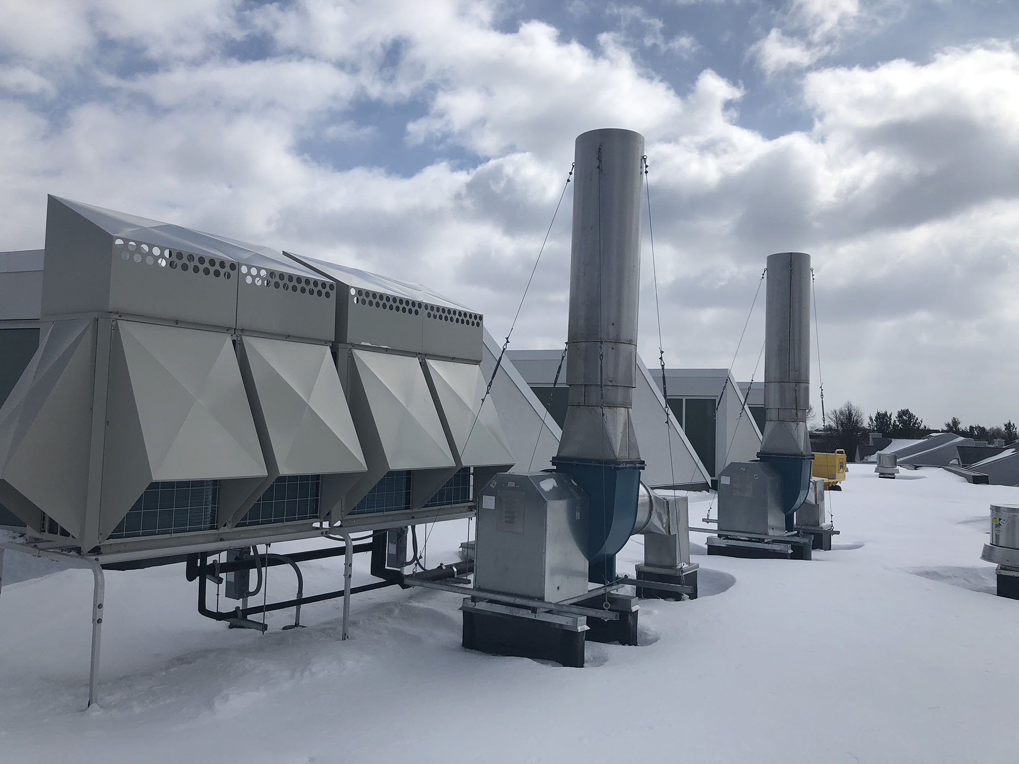 McQuaid Stem Addition HVAC