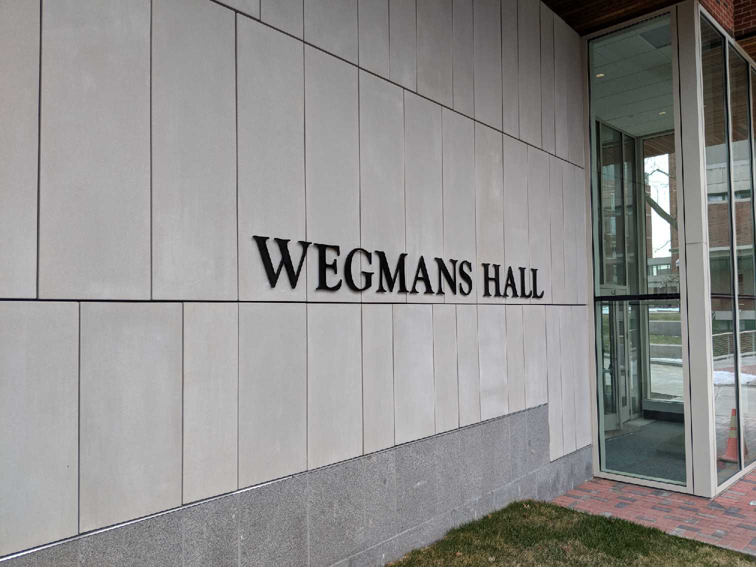 University of Rochester Wegman Hall